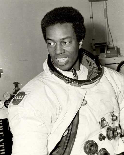 Happy 75th birthday to our friend astronaut Guion Bluford!