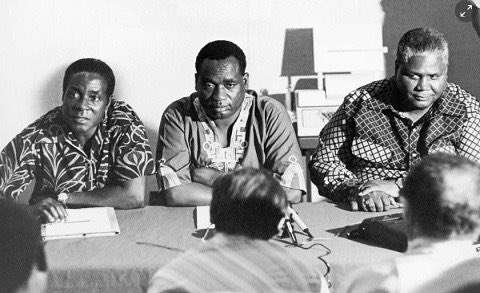 Edward Echwalu On Twitter 1979 British Brokered All Party Talks