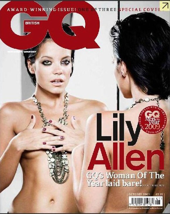 Woman of the Year @GQMagazine @lilyallen. Fierce, feisty and fucking awesome!!! https://t.co/vAZihZAIq6