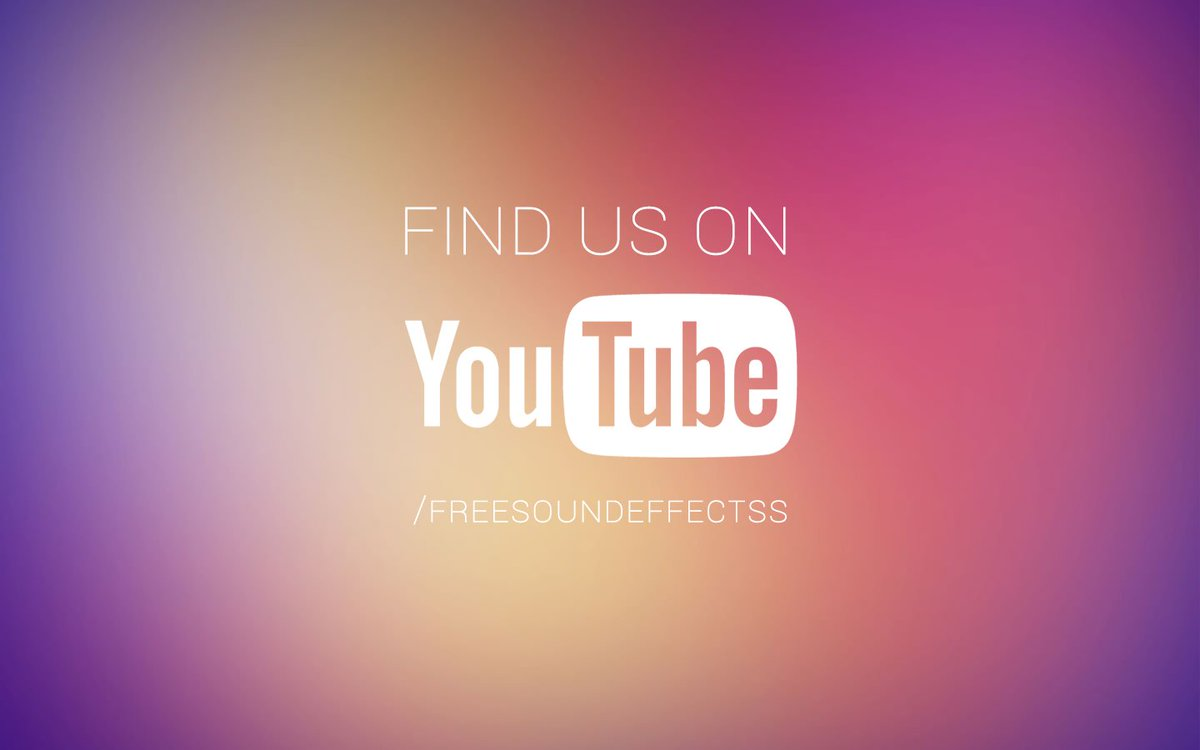 Free Sound Effects (@freesoundeffcts) | Twitter