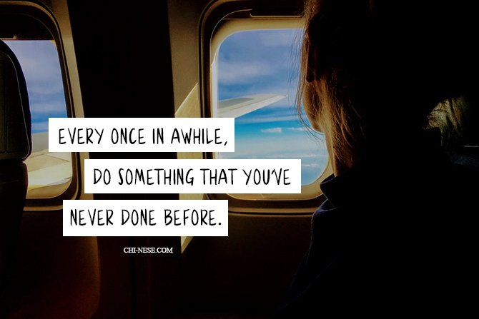 Do something you&#39;ve never done before. It will make you stronger!  #thursdaymotivation #ThursdayThoughts #lawofattraction #PositiveVibes <br>http://pic.twitter.com/nVbRoyAL05
