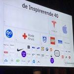 Ikea is het meest inspirerende merk van Nederland 2017 Met Tesla op 2 en Apple op 3 #inspirerende40
