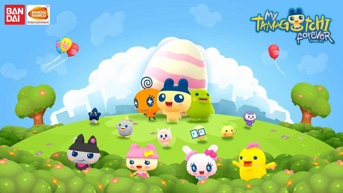 En 2018, #Tamagotchi revient sous la forme d'un jeu mobile iOS et Android #BESTNEWSOFTHEDAY  https:// buff.ly/2B6p8fl    pic.twitter.com/EzFVb7R23t