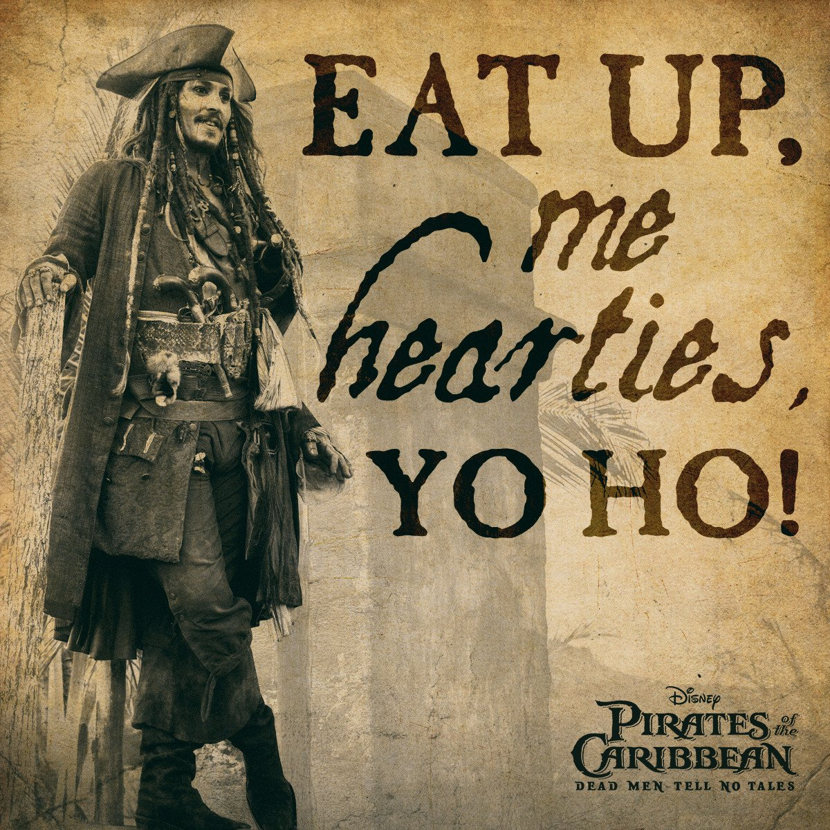 Steer your crew to a hearty Thanksgiving by watching the latest installment of Pirates of the Caribbean now!  http:// pirates.disney.com.convey.pro/l/KAM8bwx  &nbsp;   by #DisneyPirates via @c0nvey<br>http://pic.twitter.com/KOGC3Io9VX
