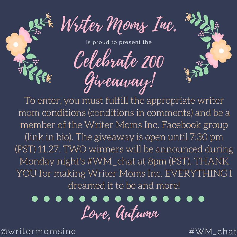 Happy Thanksgiving! **Special announcement below**  #amwriting #writermom #writermomsinc #momwriters #momlife #WM_chat<br>http://pic.twitter.com/gd4USgXwsU