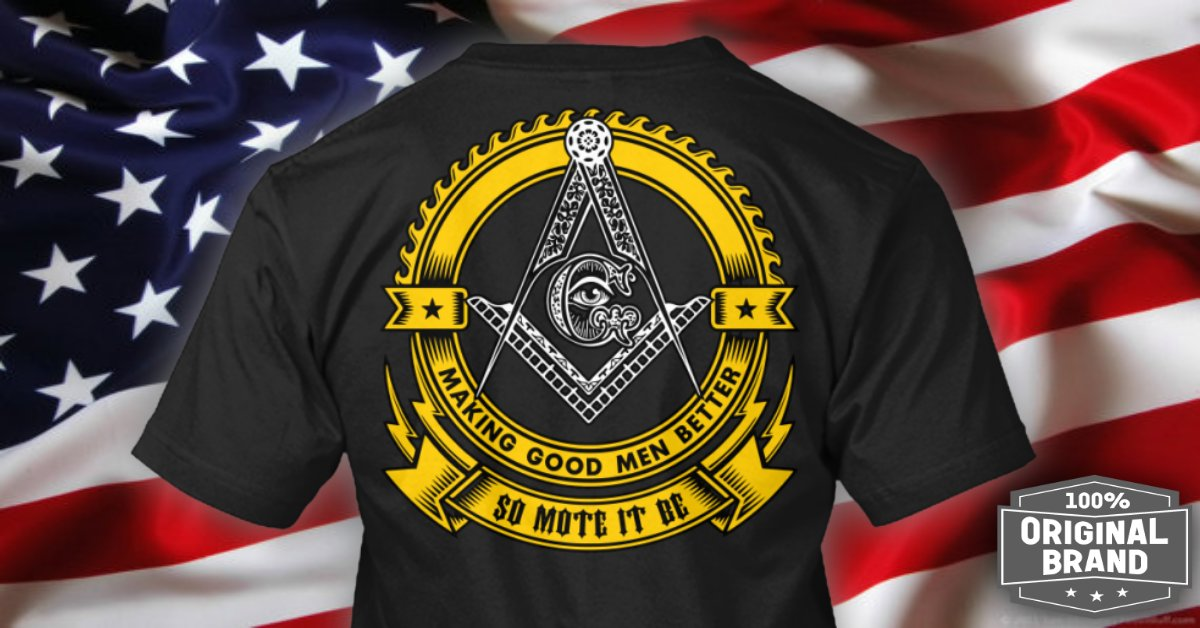test Twitter Media - Making Good Men Better ∴ #freemason #squareandcompasses design for #brothers. ➡️ https://t.co/BaY6SmGrqY https://t.co/XziepEqxsV
