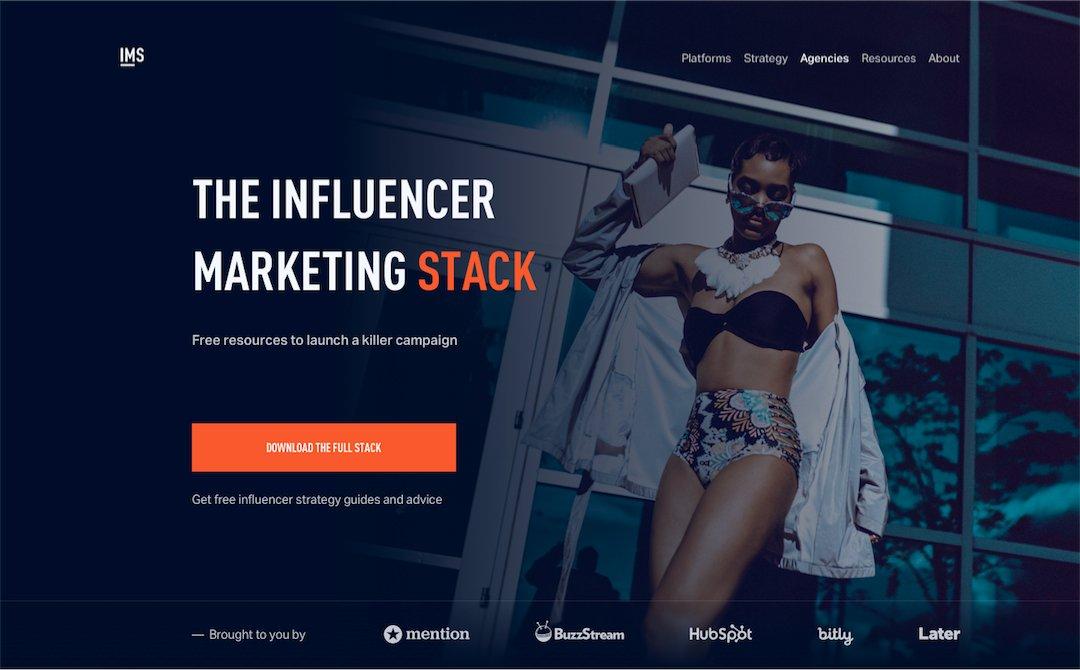6 Expert Brands Unite to Create Free Influencer Resource  http:// bit.ly/2zYBwkL  &nbsp;   @prweb #InfluencerMarketing #Influencers <br>http://pic.twitter.com/Rx0Dy6Bklf