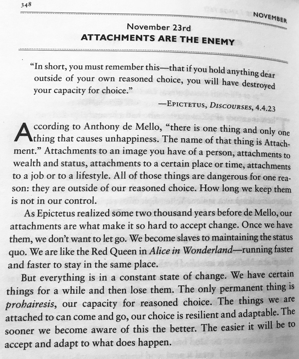 "Read this: ""Attachments are the enemy.""..."