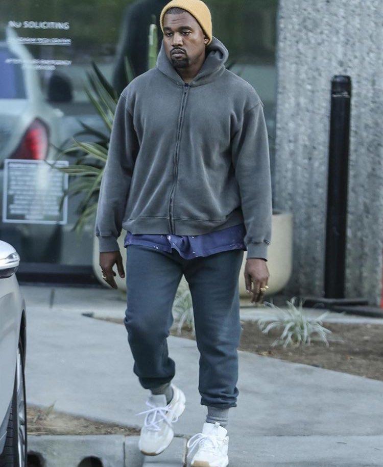 Spotted TwitterKanye Rat On 500 … In West Desire Sneakers Yeezy Mud SMGqUVLjzp
