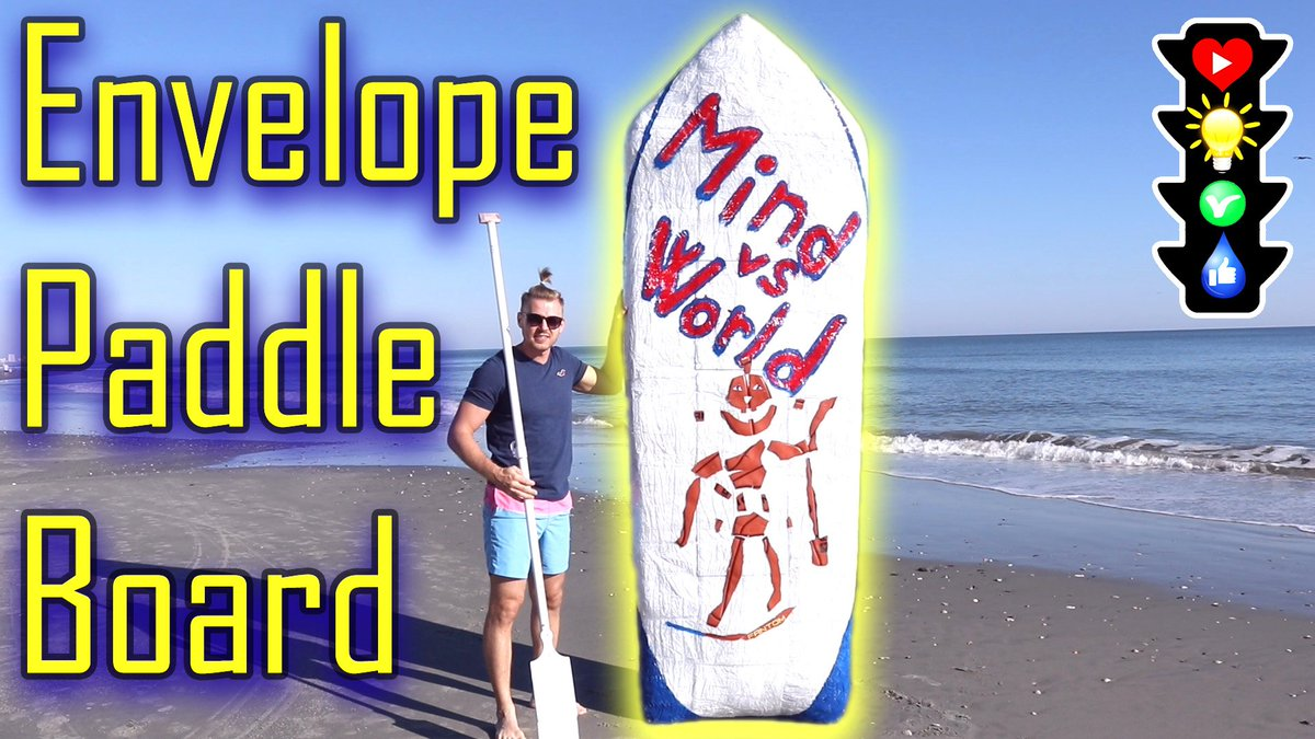 I have build a Poly #BubbleMailers #PADDLEBOARD  https://www. youtube.com/channel/UC8IDr dY6DDgXQ1315K7PMsg?view_as=subscriber &nbsp; … <br>http://pic.twitter.com/qDWKpw8snj