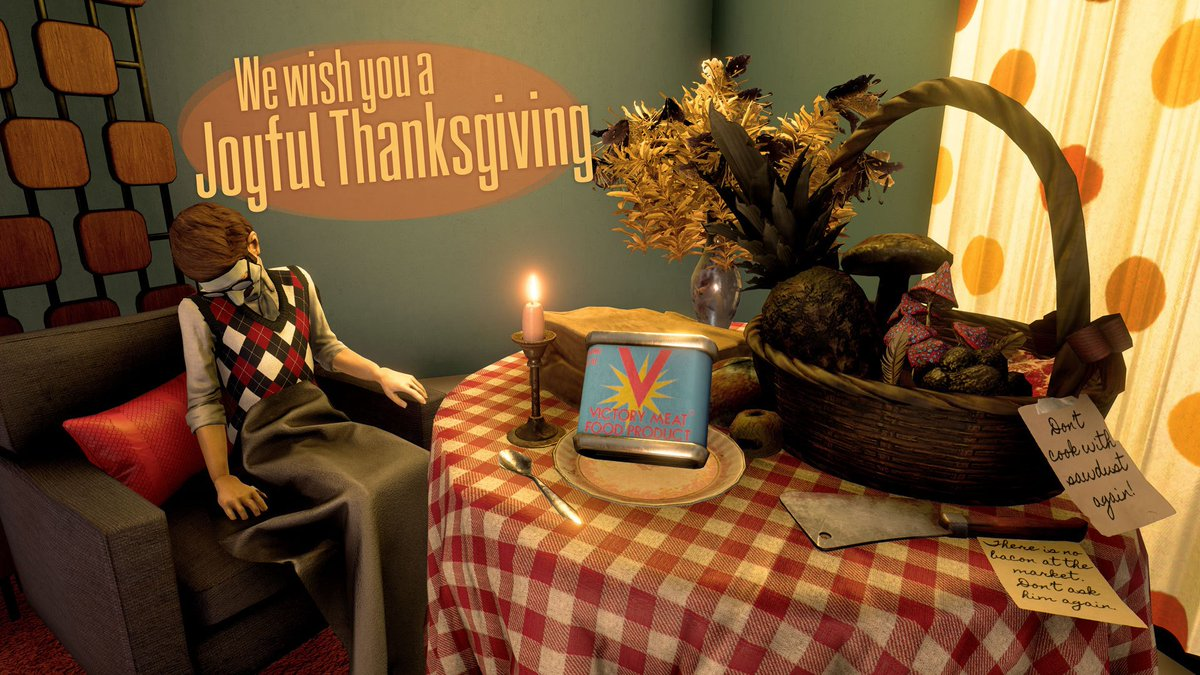 Happy Thanksgiving to our American fans!...