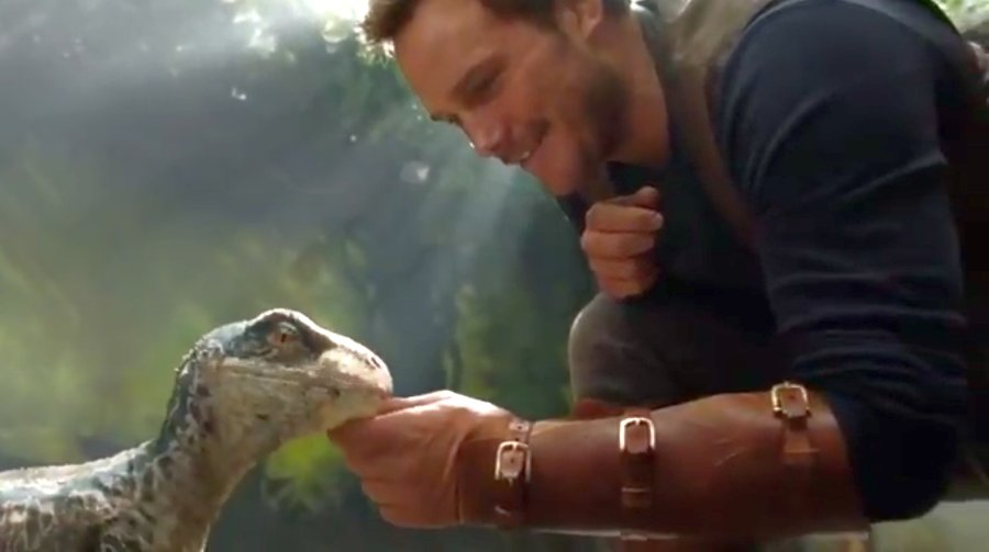 Jurassic World: Fallen Kingdom Footage
