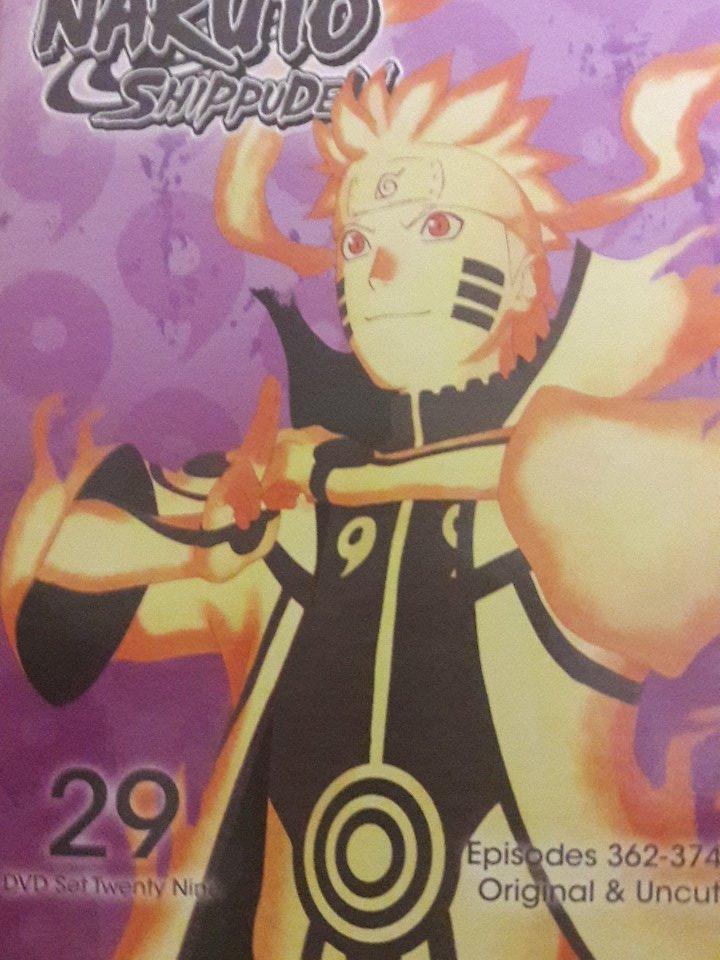 Naruto Shippuden Set 29  Watching it now...