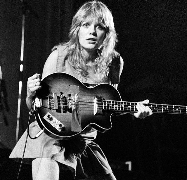 Happy Birthday,Tina Weymouth! 22/11/1950