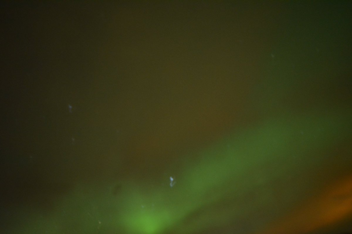 Learning to use new camera #Northernlights @HotelRanga - need stabilisers !<br>http://pic.twitter.com/9IhYUJmYJ0