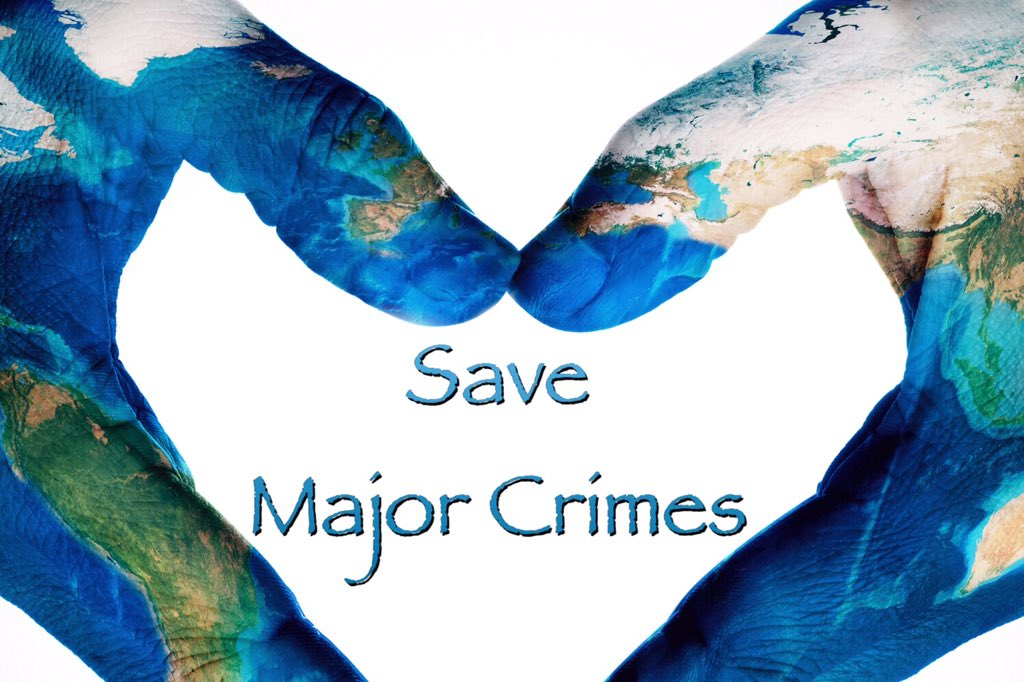 .@CBS Just a hint. We are a force and we have come together GLOBALLY to fight for this show and its creator who has given us so much. Here is a #thursdaythought: we could be your next #loyal viewers and subscribers. #savemajorcrimes<br>http://pic.twitter.com/kJGT5fAVvx
