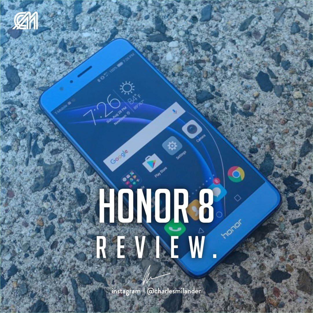 Honor 8 review.  http:// bit.ly/2zY1PHe  &nbsp;   #charlesmilander #boss #business #quotes #entrepreneurship #entrepreneur #motivation #inspiration #goals #luxury #dreams #hustle #grind #lifestyle #success #instaquote #newyork #working #startup #passion #hardwork #happiness<br>http://pic.twitter.com/9MzshBfFdE