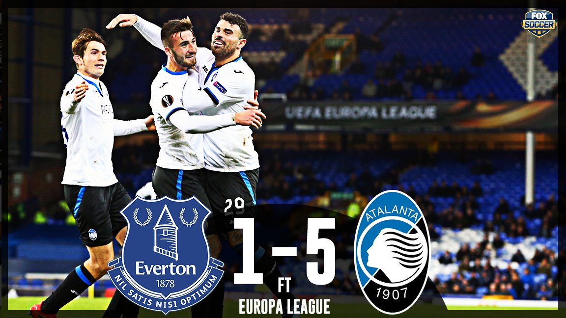 Everton got beat in Europe again. Not many people saw it. https://t.co/X1olmm2cpe