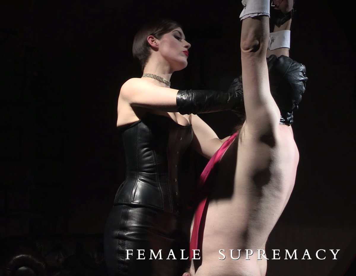 Latex bondage films the ideal