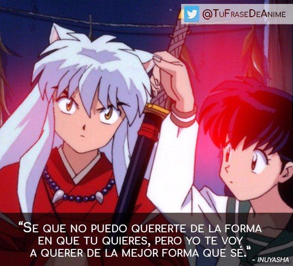 Frases De Anime At Tufrasedeanime Twitter