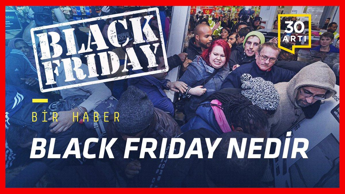 Black Friday Nedir, Ne zamandır, tarihi