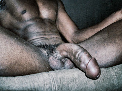 Extra large black dick in tight pussy