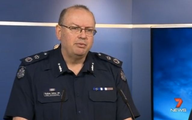 Victoria's Police Commissioner Graham Ashton has announced he will take three to six weeks' sick leave due to fatigue. https://t.co/4DQNZDzmp2 #7News