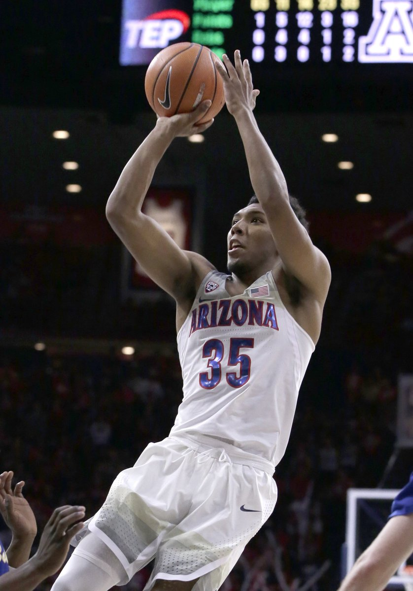 🚨UPSET ALERT🚨  SMU knocks off No. 2 Arizona 66-60.  It's the Wildcats second loss this week.