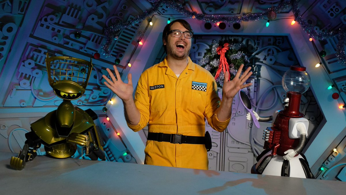 Netflix celebrates Turkey Day by renewing Mystery Science Theater 3000 https://t.co/6XXzqiJv35