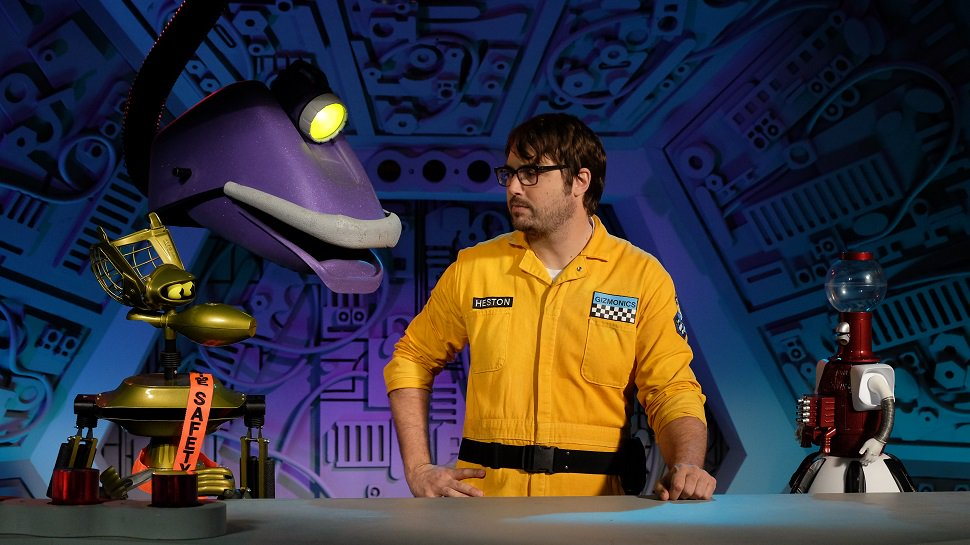 #MST3K has been renewed on Netflix! Season 12 forthcoming: https://t.co/EZ2K4F5JyD https://t.co/gmZeOec52D