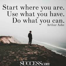 Start where you are  Use what to have Do what you can  #motivation  #quete #taheri_movement<br>http://pic.twitter.com/ul2grcDxkT