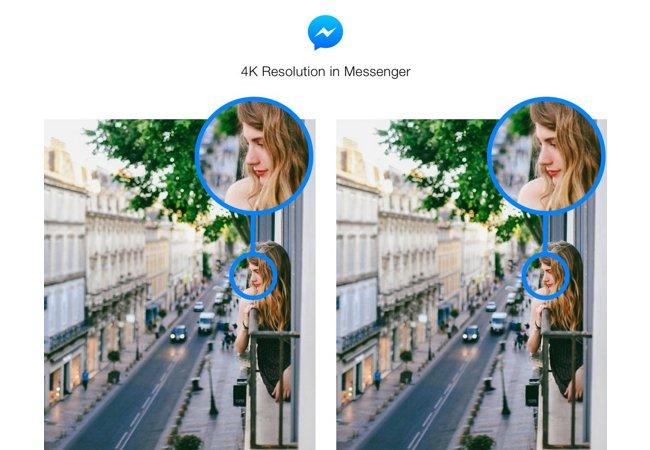 Facebook Messenger se sube a la ola 4K https://t.co/aL39r5Iprd