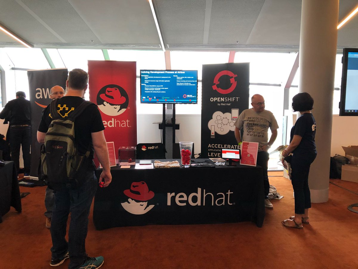 Red Hat APAC on Twitter: