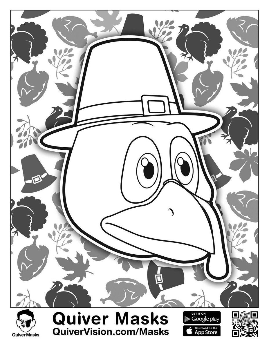 Luxury Quiver App Motif - Printable Coloring Pages for Kids - ourkid ...