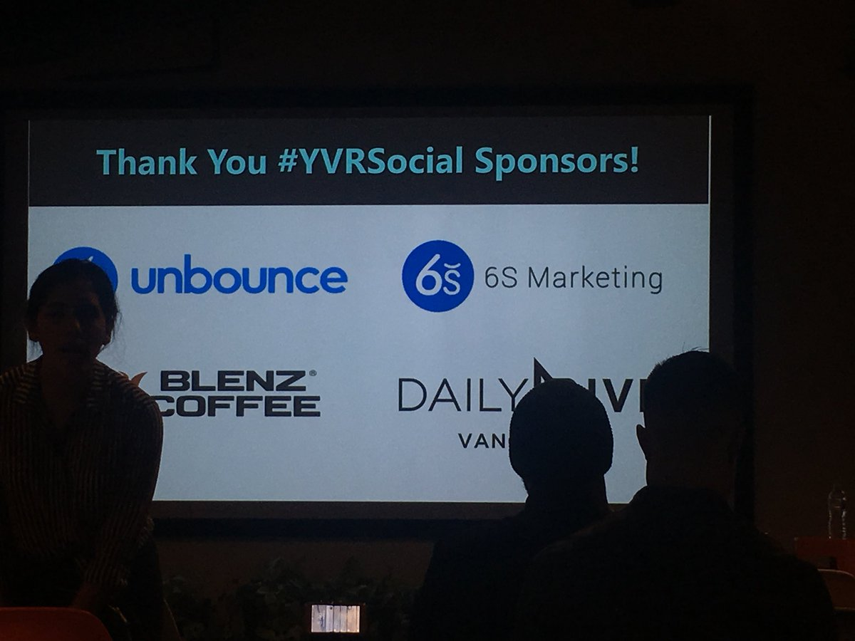 We are at #yvrsocial tonight! Any #Influencers in the house? Come say hi and ask how you can #monetize your #influence and access unlimited #mobile ready #mediakits with #Sidebuy @unbounce @hootsuite @6s_marketing  @WahibaChair #InfluencerMarketing<br>http://pic.twitter.com/jCQpFViZ7f