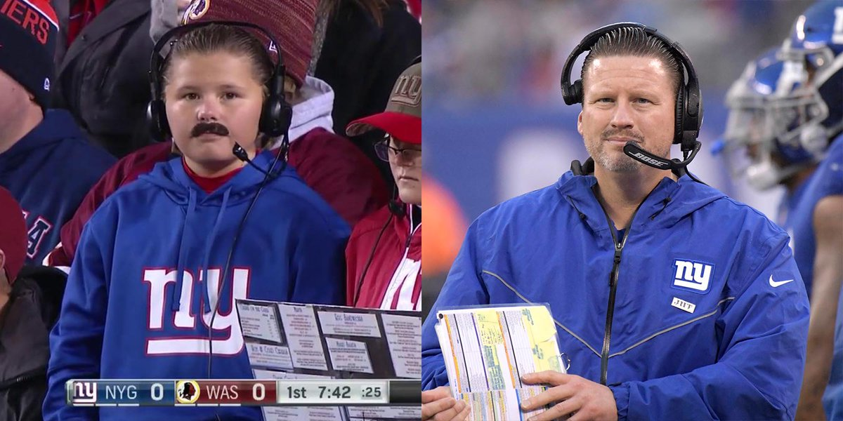 Nailed it. 🎯  #NYGvsWAS