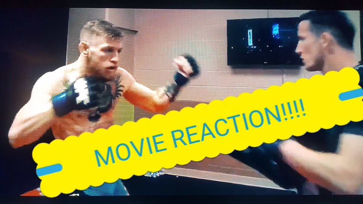 LIVE NOW! @TheMMAholes  CONOR MCGREGOR @TheNotoriousMMA MOVIE REACTION!   --&gt;  https://www. youtube.com/watch?v=ZtzjNb ZgbVk &nbsp; …  &lt;-- #TuneIn #Like #Subscribe #Share #RT #Retweet #YouTube #YouTuber #LiveStream #Live #MMA #MixedMartialArts #UFC<br>http://pic.twitter.com/aDPAkWnd3d