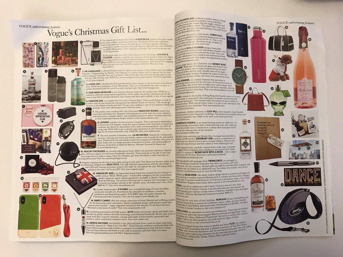 Christmas gift guide gq magazine