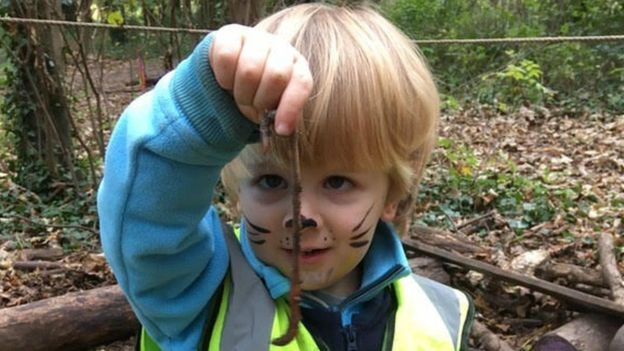An academic has called for more research into the benefits of #OutdoorLearning as demand for forest nurseries rises in parts of London. Loughborough University is planning a larger study in 2018  http://www. bbc.co.uk/news/uk-englan d-london-42059794 &nbsp; …  @lborouniversity @LittlForestFolk  @FRUKLondon #ForestSchool <br>http://pic.twitter.com/mRfQZEJPRY