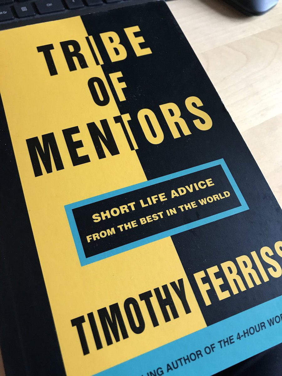 Looking forward to this one... @tferriss #TribeOfMentors #inspiringexcellence <br>http://pic.twitter.com/rnwbpoeQ9m