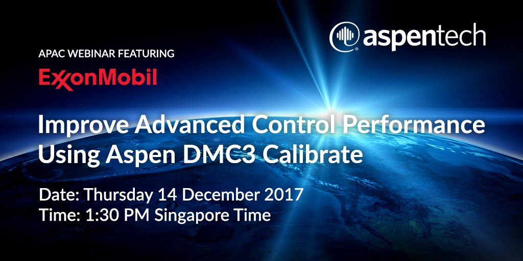 #ExxonMobil #APC experts David Hokanson and Roger Hall review the benefits of using #DMC3 Calibrate on a variety of processes, including new and revamp projects.  http:// bit.ly/2z3r33N  &nbsp;  <br>http://pic.twitter.com/K7rmjctRWP