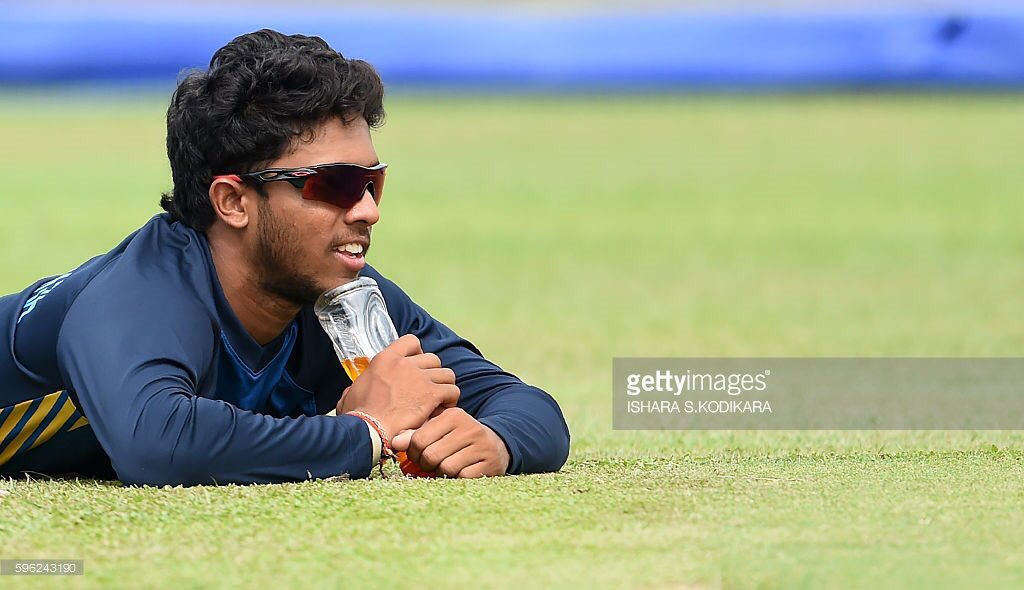 Kusal Mendis was seen at Nagpur watching another Thirimanne masterclass on &quot;How not to bat at no 3&quot;   #LotToLearn   #Legend #SLvIND #INDvSL  #LKA #SriLanka<br>http://pic.twitter.com/FY8CMGc8Je