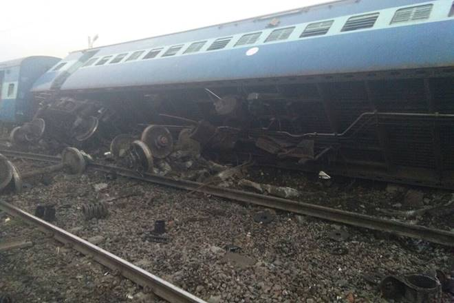 UP: Vasco Da Gama train derails, 3 dead