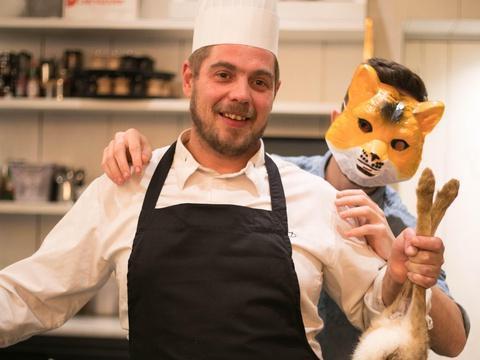 #Rediff Venez goûter avec «20Minutes» au lièvre à la royale du restaurant «Les Fauves» https://t.co/jMyVH5qaJC