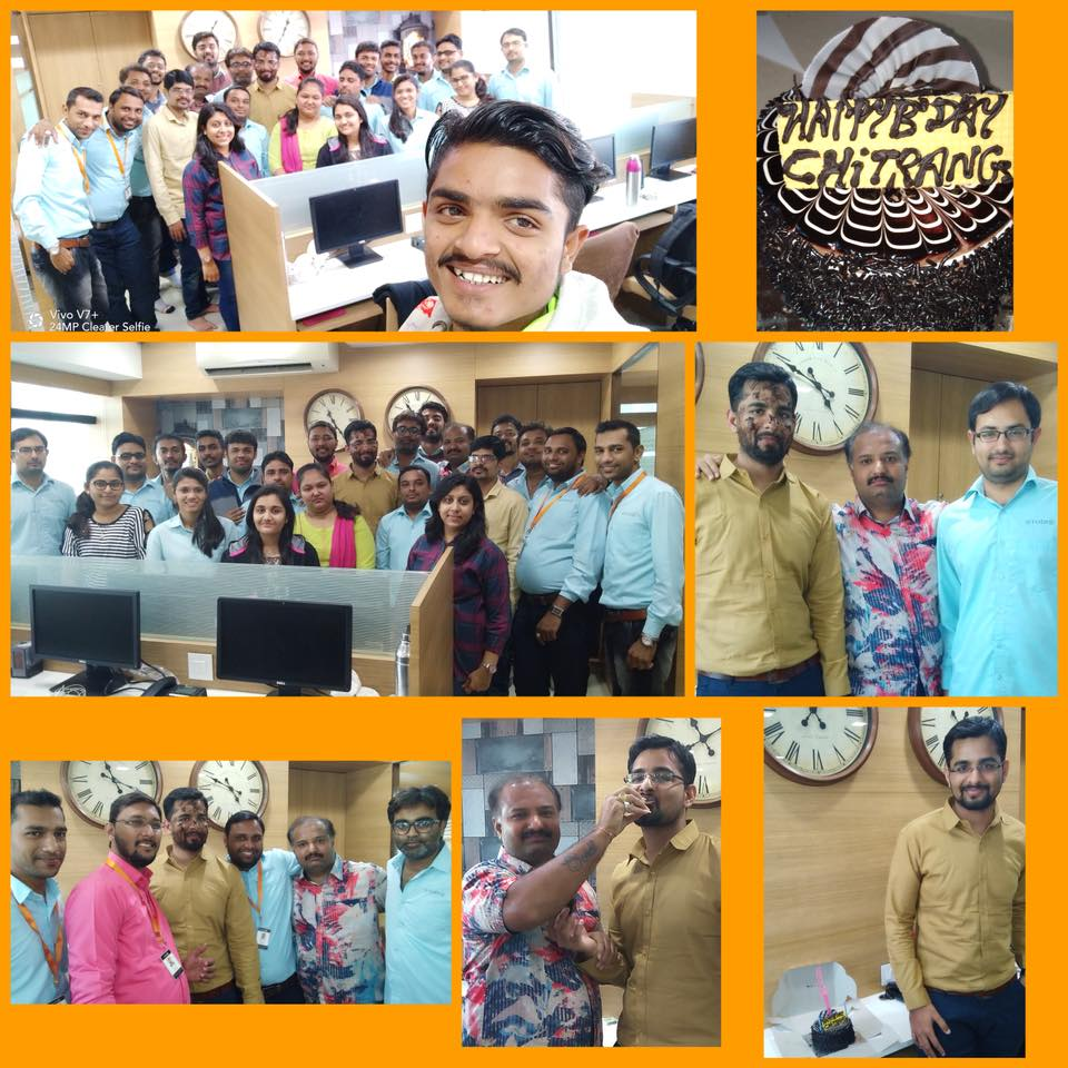 #Happy #Birthday to @chitrang_soni from @studio45in Family  &quot;You are important to this company, We wish you a hearty birthday, may all your wishes come true when you blow out those candles. &quot;    #EnjoyBirthday #StayBlessed #PartyHard <br>http://pic.twitter.com/xK0zv44rdm