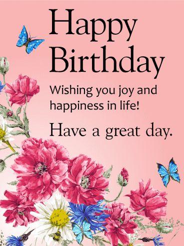 happy birthday wish pics