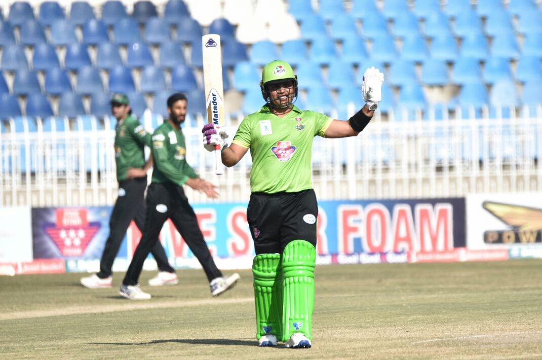 Lahore Whites decimate Islamabad by 109 runs in National T20 Cup