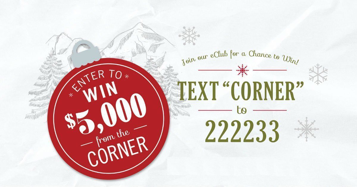 Enter To #Win $5000 in the Corner Bakery Holiday Giveaway ~ #Sweeps Ends 12/21/17 https://t.co/8fvDggV77v #SH https://t.co/Ssuk00KLZX