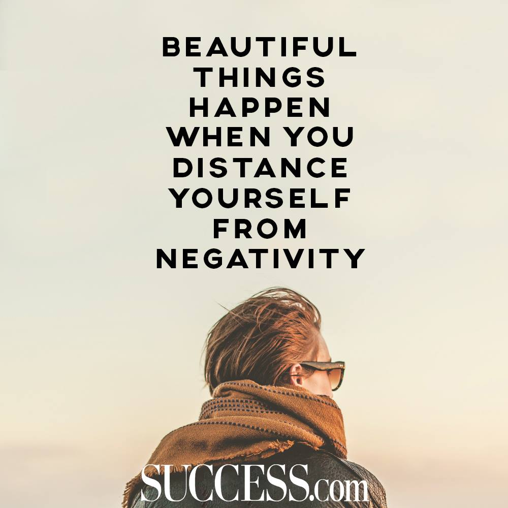 Leave those negative people behind you. -  http:// mlsp.co/l3128  &nbsp;   #negativity #entrepreneur #positive<br>http://pic.twitter.com/ymb91hQeqI