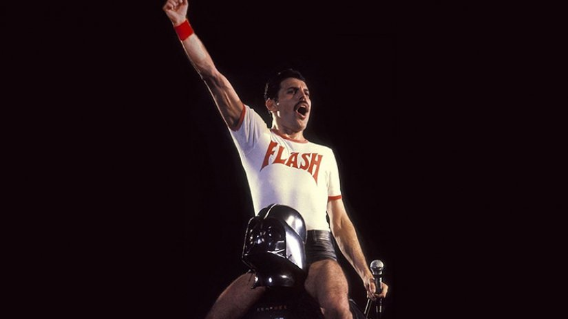 We lost Freddie Mercury today in 1991.  Gone but never forgotten! RIP #Legend <br>http://pic.twitter.com/ENyWFzKgmc